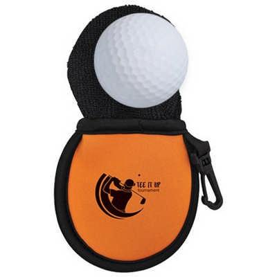 OCC37 Golf Ball Cleaning Pouch (OCC37_OC)