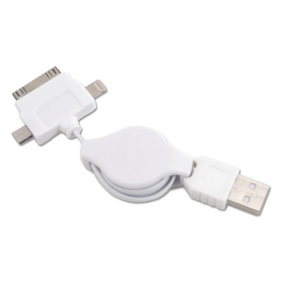 USBA02 Multiple Smartphone USB Cable (USBA02_OC)