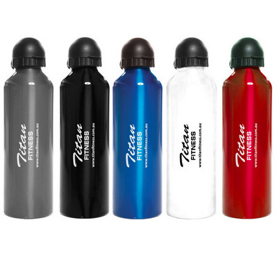 ALUD02 Aluminium Sports Bottle 600ml (ALUD02_OC)
