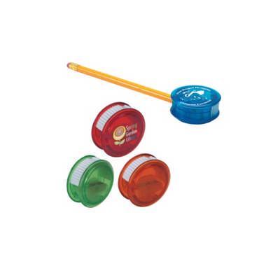 H2222P Plastic Pencil Sharpener (H2222P_OC)