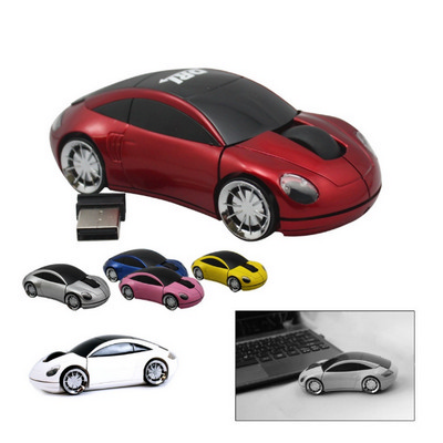 800DPI 2.4GHZ Wireless Car Optical Mouse /Mice (OCTBC102_OC)