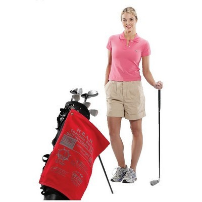 Premium Velour Golf Towel (GT-01_QZ)