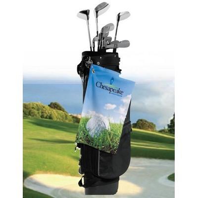 Microfibre Velour Sub Golf Towel (GT-P06_QZ)