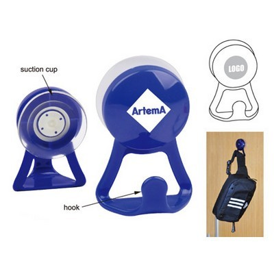 Plastic Hook With Suction Cup (HI-32_QZ)