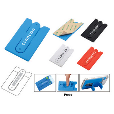 Smart Mobile Wallet Stand (MC-H26_QZ)