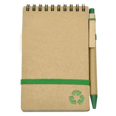 Recycled Notebook (NB-E17_QZ)