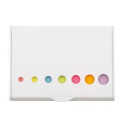 3 In 1 Sticky Notes Holder (NB-S27_QZ)