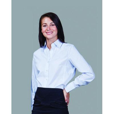 Career Ladies L/S Shirt (SHT-LW09_QZ)