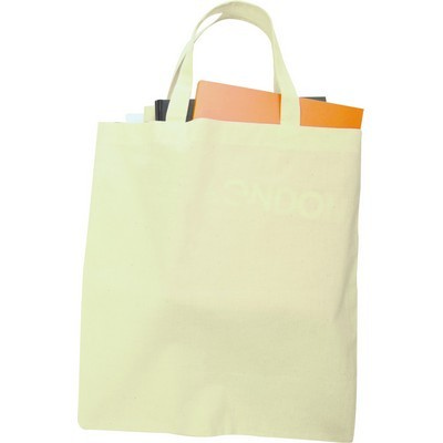 Calico Bag Short Handle (TT-C07_QZ)
