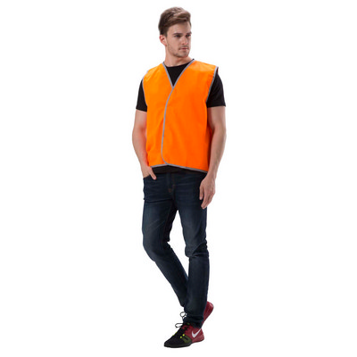 Hi-Vis Safety Vest (VST-F02_QZ)
