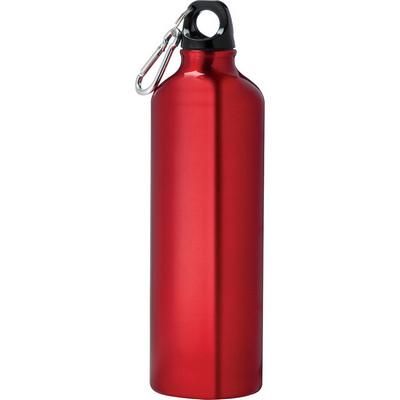 Pacific Aluminum Sports Bottle - Red (4083RD_NOTT)