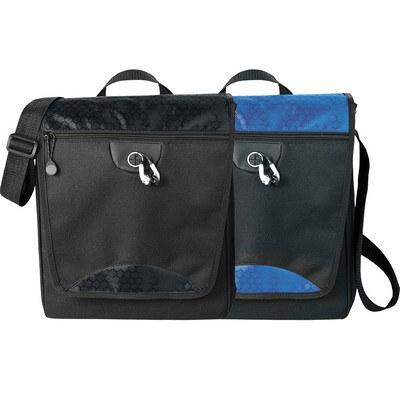Hive Tablet Messenger Bag (5053BK_NOTT)