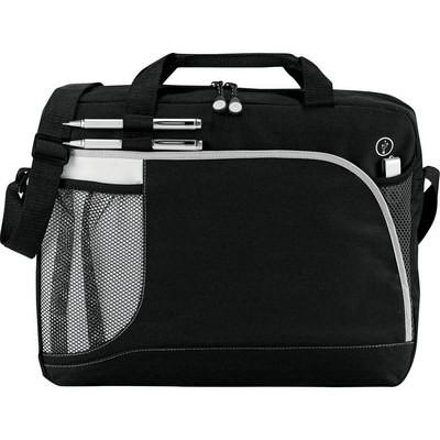 Crunch Briefcase 5067BK_NOTT