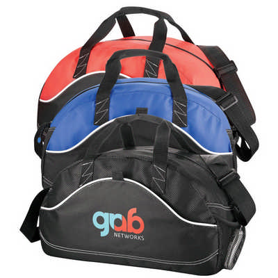 Boomerang Duffel Sports Bag (5147BK_NOTT)