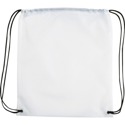 Oriole Drawstring Bag - White (5162WH_NOTT)