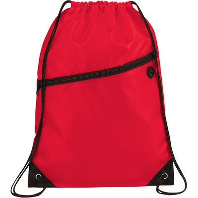 Robin Drawstring Bag - Red (5163RD_NOTT)