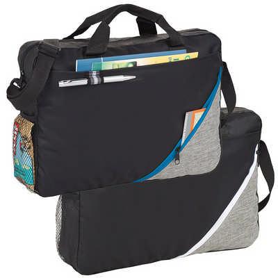 Corner Pocket Convention Briefcase (5168BL_NOTT)