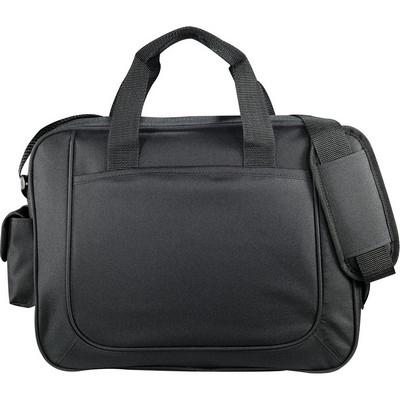 Dolphin Business Briefcase - Black (5173BK_NOTT)