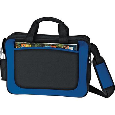 Dolphin Business Briefcase - Blue (5173BL_NOTT)
