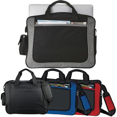 Dolphin Business Briefcase - Graphite (5173GA_NOTT)