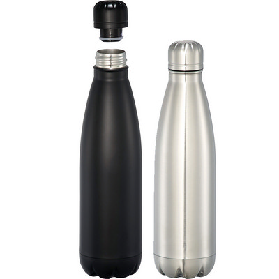 Mega Copper Vacuum Insulated Bottle - Includes Decoration 5262SL_RNG_DEC