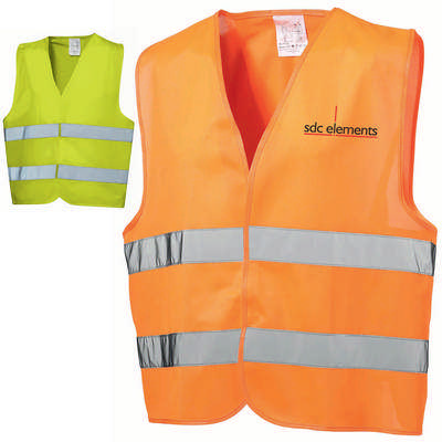 Promo safety vest (G1473_ORSO)