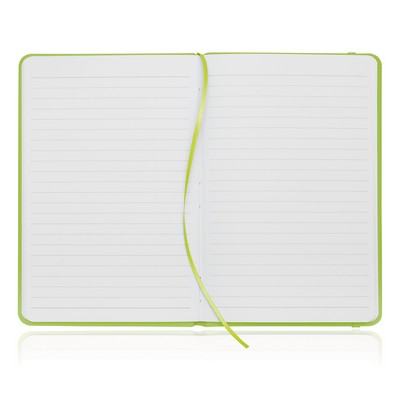 A5 Soft-touch Leather Look Journal (C492E_GLOBAL)