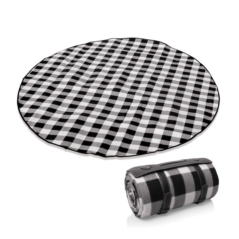Round Picnic Blanket - �170cm (L469_GLOBAL)