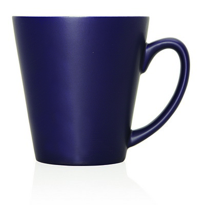 Cone Shape Ceramic Mug - 370mL (M232C_GLOBAL)