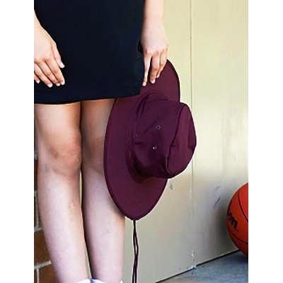 Kids School Wide Brim Hat (CH1462_BOC)