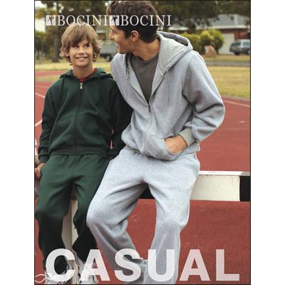 Kids Zip Through Fleece Hoodie (CJ1063_BOC)