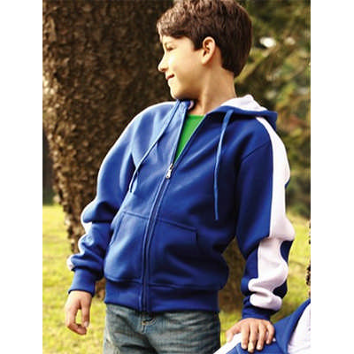 Kids Contrast Fleece (CJ1222_BOC)
