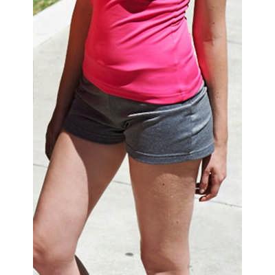 Ladies Sports Shorts (CK1408_BOC)