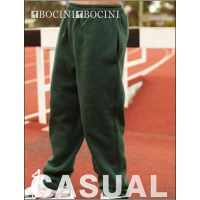 Unisex Adults Elastic Waist Track Pant (CK235_BOC)