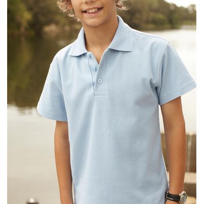 Kids Basic Polo (CP822_BOC)