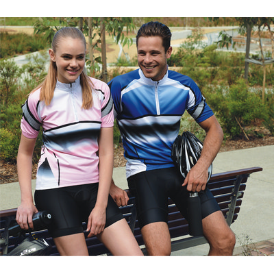 Unisex Adults Cycling Jersey (CT1465_BOC)