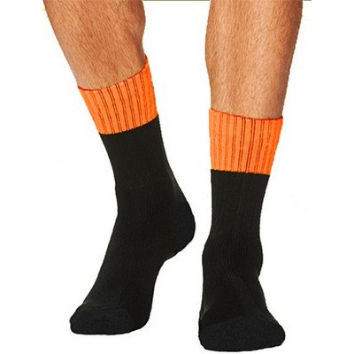 Unisex Adults Hi Vis Socks (SC1438_BOC)