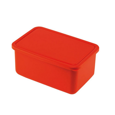 Lunch Box Base Large Red - Includes Decoration LNCHLRGE003_PPI