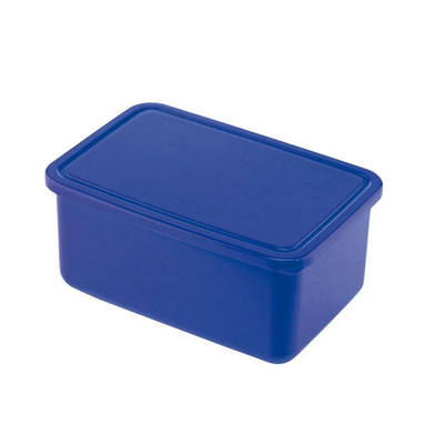 Lunch Box Base Large Reflex Blue - Includes Decoration LNCHLRGE005_PPI