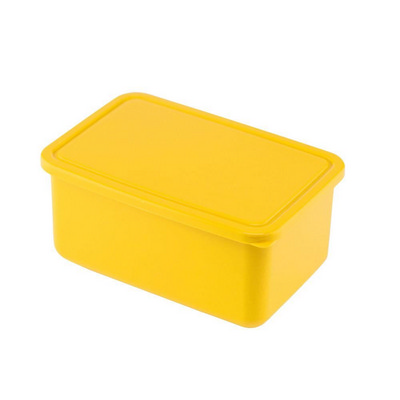 Lunch Box Base Large Yellow - Includes Decoration LNCHLRGE056_PPI