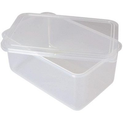 Lunch Box Base Large Clear - Includes Decoration LNCHLRGE000_PPI