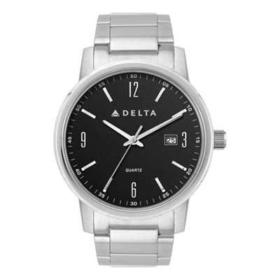Watch, Mens (or) Ladies - Folded Steel Band (WM1060SD2-SS_PREMIER)