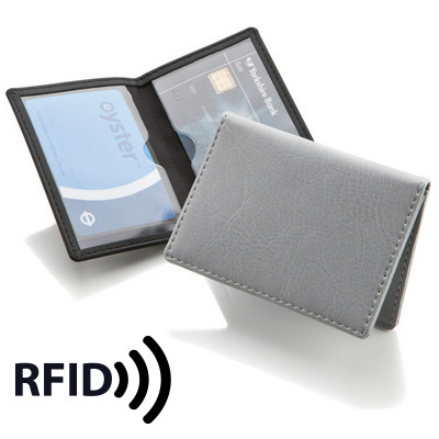 Economy Pass / Card Holder with RFID Protection (3100RFID_CC)