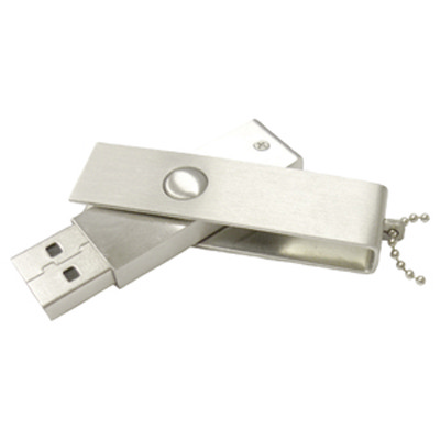 Slim Brushed Swivel Drive 1GB (AR236-1GB_PROMOITS)