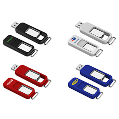Bunda Light Flash Drive 1GB (AR603-1GB_PROMOITS)