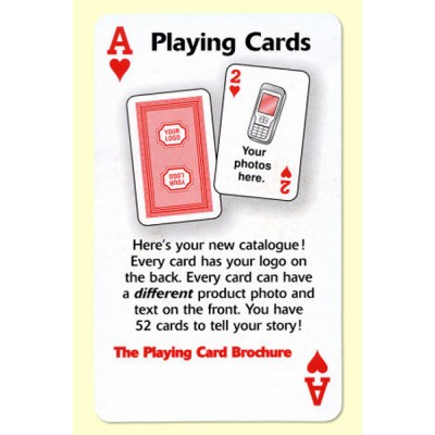 Playing Card Brochure (PCB_RSULT)
