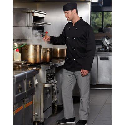 Chefs Long Sleeve Jacket CJ01_win