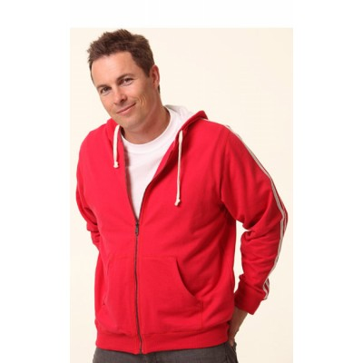 Mens Contrast French Terry Hoodie (FL23_WIN)