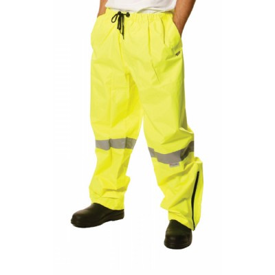 High Visibility Safety Pants with 3M Reflective Tapes (HP01_WIN)