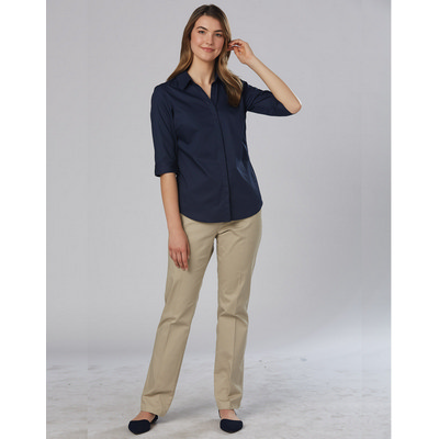 Ladies Chino Pants (M9460_WIN)